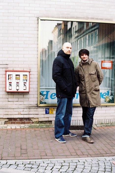 mit Thomas Pletzinger für U-Mag 4/2008 (siehe Serien: Stadthagen)